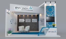 Expopharm 2015 Dusseldorf Germany GNH India
