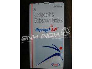 Ledipasvir and Sofosbuvir  Tablets 90mg/400mg
