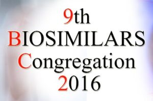 9th Biosimilars Congregation 2016