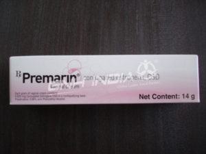 Premarin Vaginal Cream - Conjugated Estrogen CSD