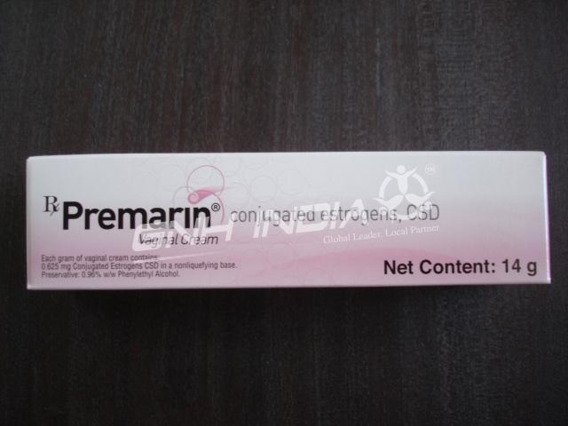 Premarin Vaginal Cream - Conjugated Estrogen CSD