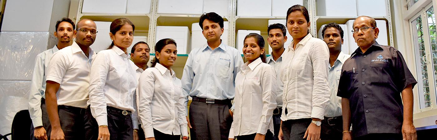 Team @ GNH India