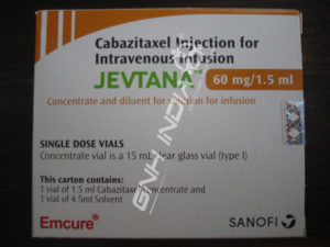 Cabazitaxel Injection for Intravenous Infusion