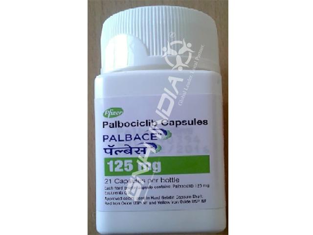 Palbociclib 125mg (Palbace) - GNH India - Exporter, Distributor