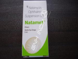 Natamycin (Natamet)