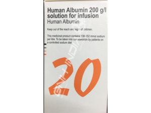 Human Albumin (Human Albumin 200g/l)