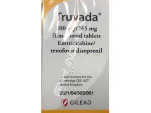 Emtricitabin & Tenofovir disoproxil (Truvada)