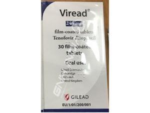 Tenofovir Disoproxil (Viread)