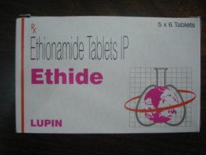 Ethionamide (Ethide)