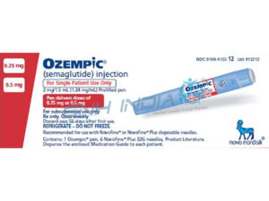 Ozempic - Semaglutide