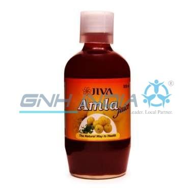 JIVA AMLA JUICE - GNH India - Exporter, Distributor