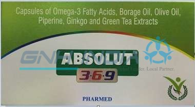 Absolut 3 6 9 Capsule Gnh India Exporter Distributor