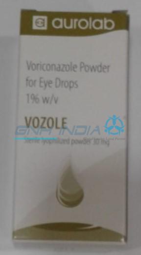 Voriconazole Powder For Eye Drop - Vozole Eye drop