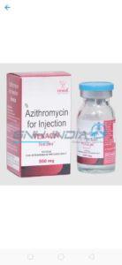 Azithromycin - Vekacin 500