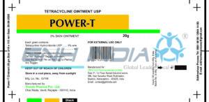 TETRACYCLINE Hydrochloride - Power-T