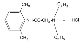 Lidocaine Hydrochloride and Epinephrine Bitartrate (Xylocaine)