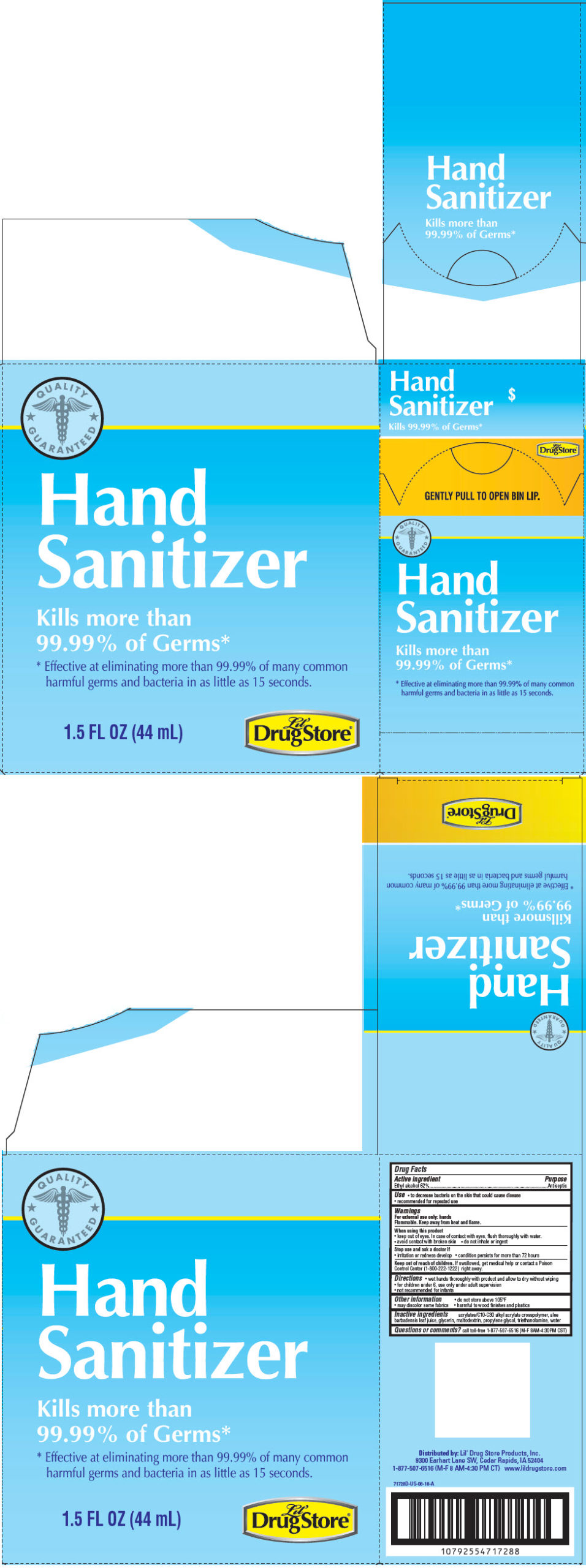 Alcohol (Hand Sanitizer)