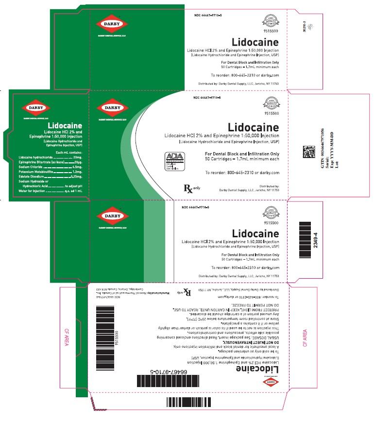 Lidocaine Hydrochloride and Epinephrine Bitartrate (Lidocaine)