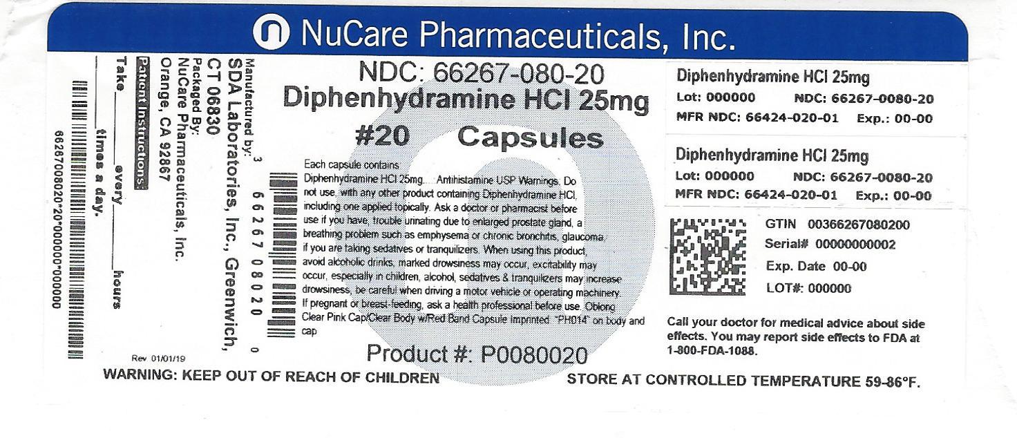 Diphenhydramine HCL (Diphenhydramine HCL)