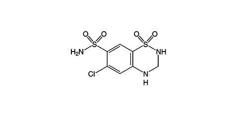 Hydrochlorothiazide (Hydrochlorothiazide)