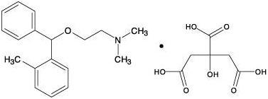 Orphenadrine Citrate (Orphenadrine Citrate)