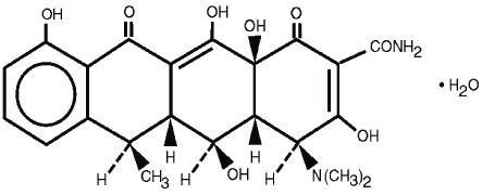 DOXYCYCLINE HYCLATE (Doxycycline Hyclate)