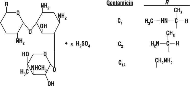 Gentamicin Sulfate (Gentamicin Sulfate)