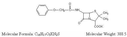Penicillin V Potassium (Penicillin V Potassium)