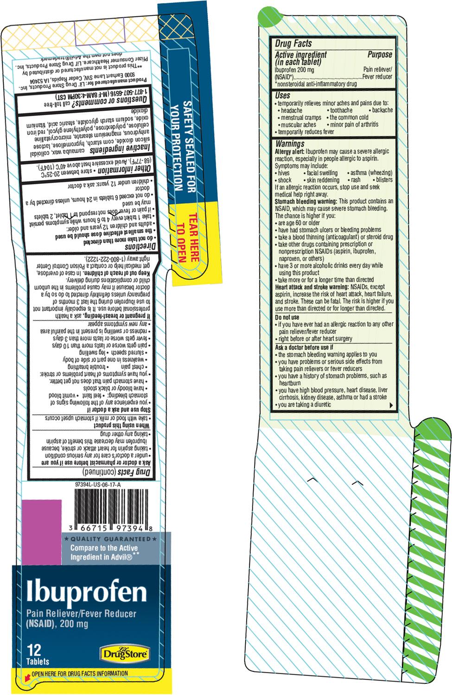 Ibuprofen (Lil Drug Store Ibuprofen)