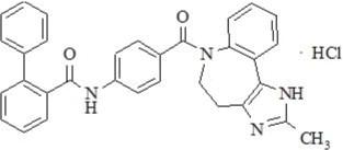 conivaptan hydrochloride (VAPRISOL DEXTROSE IN PLASTIC CONTAINER)
