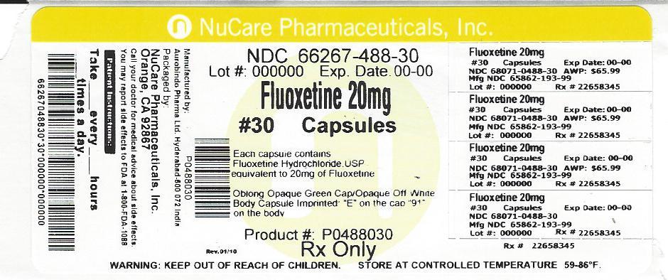 Fluoxetine Hydrochloride (Fluoxetine)