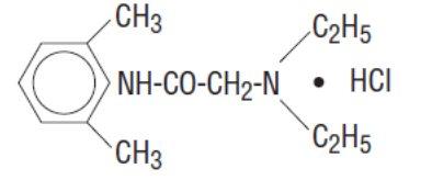 Lidocaine Hydrochloride (Lidocaine Hydrochloride)