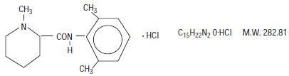 Mepivacaine Hydrochloride (Mepivacaine)