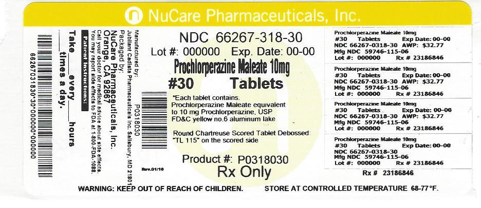 Prochlorperazine maleate (PROCHLORPERAZINE MALEATE)