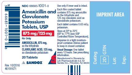 amoxicillin and clavulanate potassium (Amoxicillin and Clavulanate Potassium)