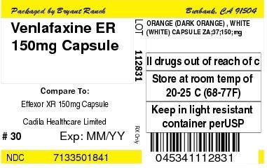 venlafaxine hydrochloride (venlafaxine hydrochloride)