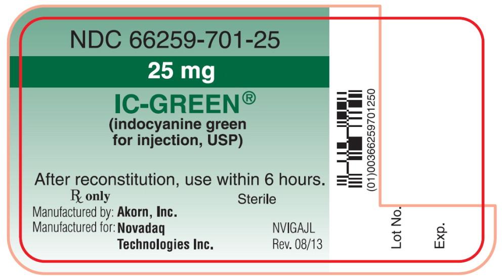 Indocyanine Green (IC-Green)