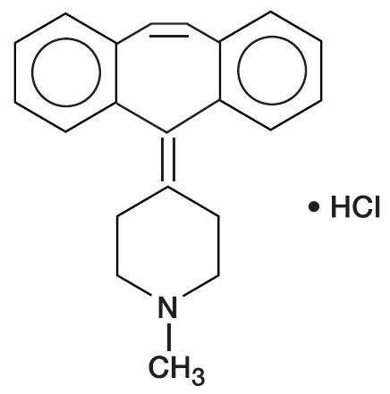 Cyproheptadine Hydrochloride (Cyproheptadine Hydrochloride)