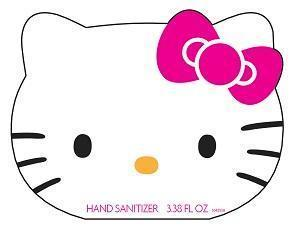 ETHYL ALCOHOL (Hello Kitty by Sanrio Hand Sanitizer)
