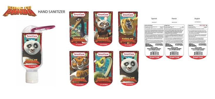 Chloroxylenol (Kung Fu Panda Hand Sanitizer)