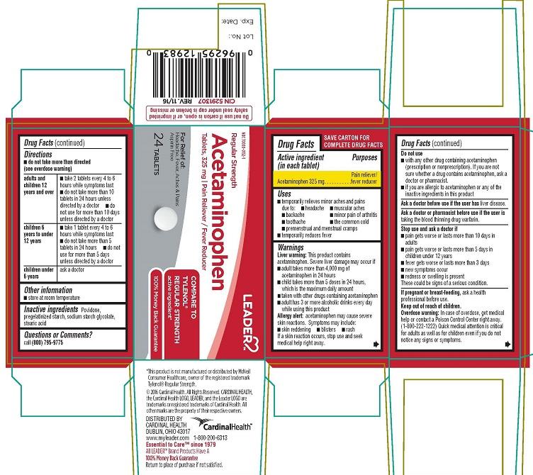 Acetaminophen (Acetaminophen)