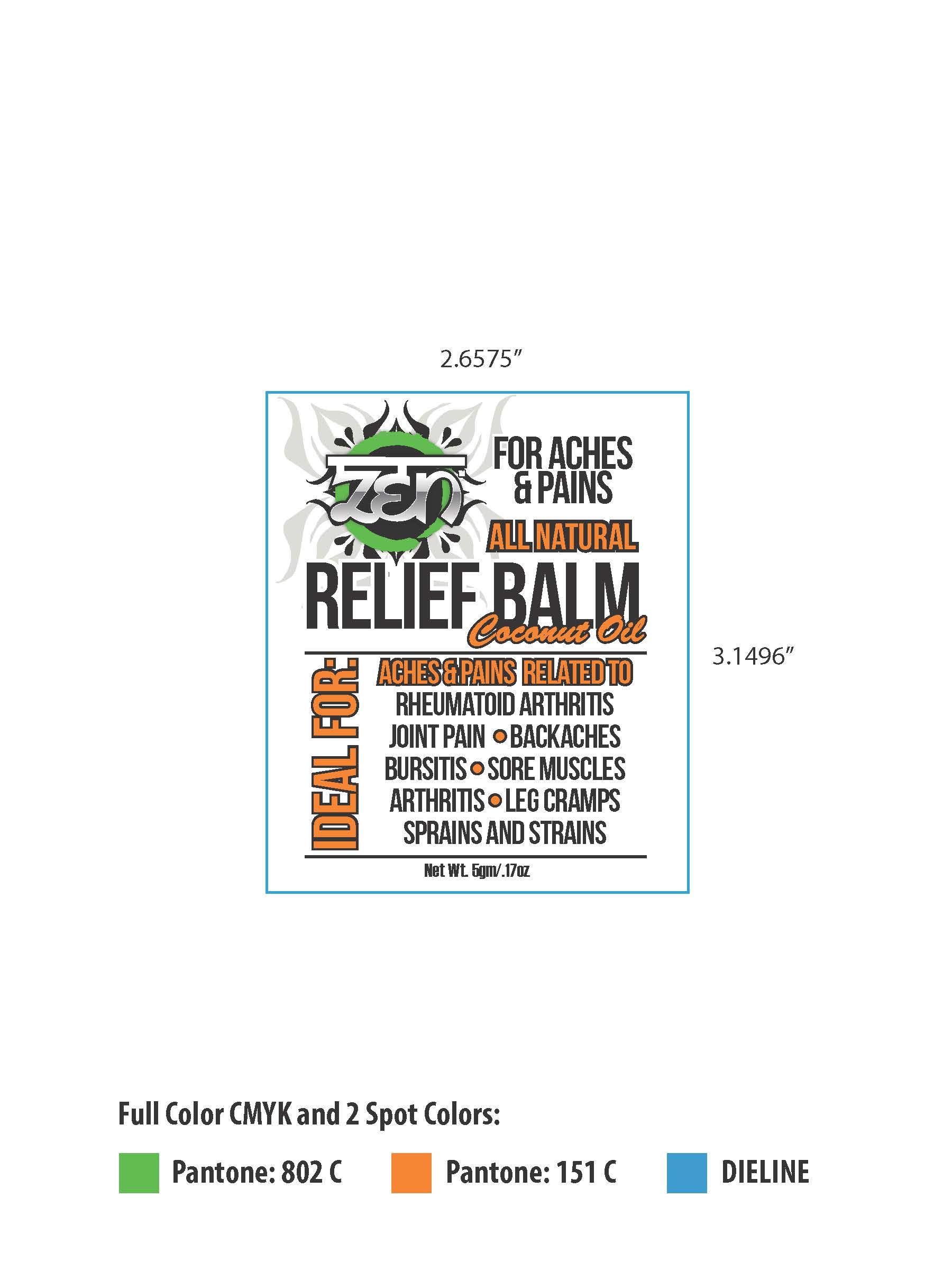 camphor, eucalyptus oil, menthol, methyl salicylate (Relief Balm)