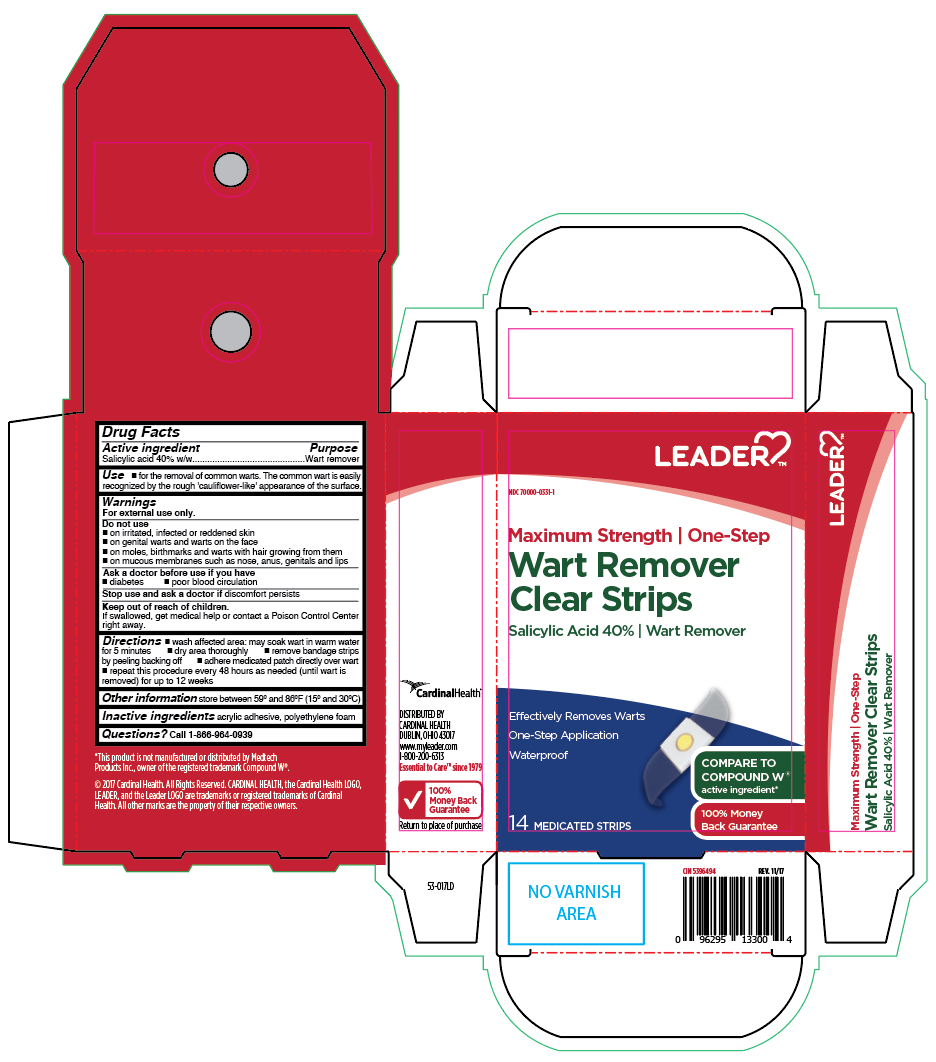 One Step Clear Wart Remover (Salicylic Acid)