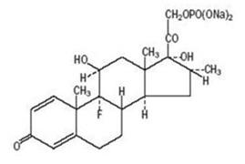 DEXAMETHASONE SODIUM PHOSPHATE (DEXAMETHASONE SODIUM PHOSPHATE)