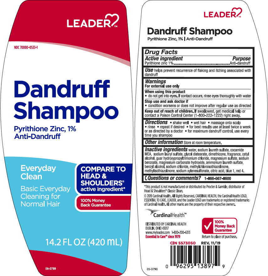 Pyrithione Zinc - Anti-Dandruff (Leader Dandruff Everyday Clean)