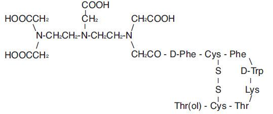 Indium In -111 Pentetreotide (OCTREOSCAN)