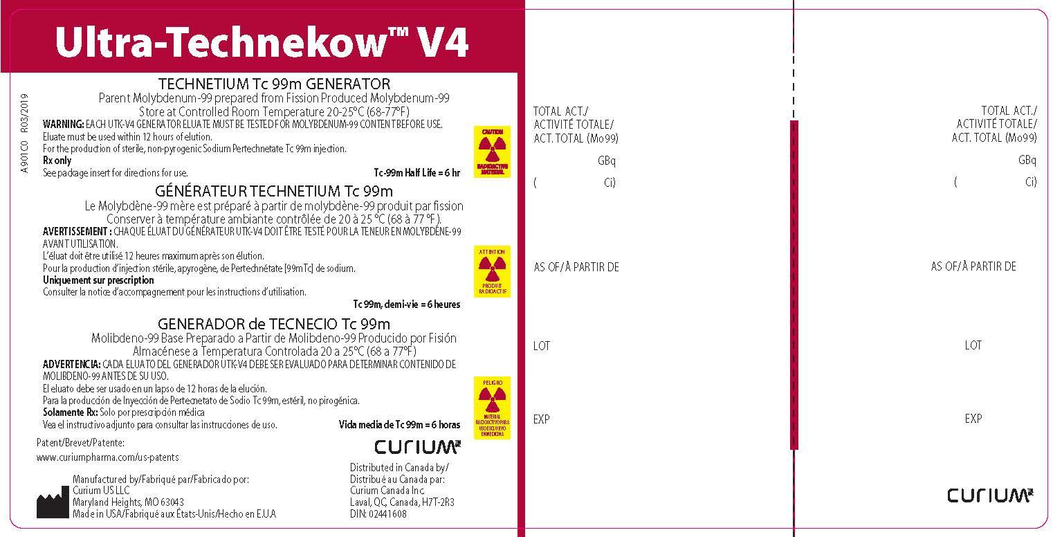 Technetium Tc-99m - V4 (Ultra-Technekow)