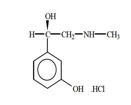 Phenylephrine hydrochloride (Phenylephrine hydrochloride)