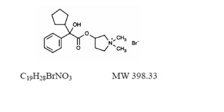 Glycopyrrolate (Glycopyrrolate)