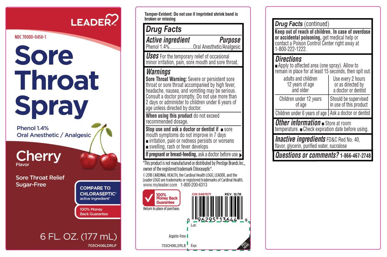 Phenol - Cherry Flavor (Sore Throat Relief)